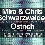 Seb Mildenberg @Baum w/ Ostrich (06.2.15)