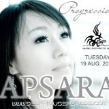 APSARA @ Progression 19AUG14 setmix -deephouseparade