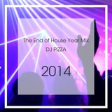 The End of House Year Mix 2014
