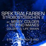 Spektralfarben N°44_Strobostösschen 2_by Missy Coloér & Techno Manes