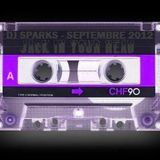 Dj Sparks - Jack In Your Head - Mix Septembre 2012