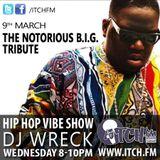 DJ Wreck - Hip Hop Vibe Show 28 - B.I.G.