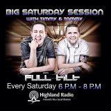 Big Saturday Session - 12 Dec 15 ( Junior and Reuben Keeney Interview)
