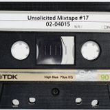 Unsolicited Mixtape #17 (02-04-15)