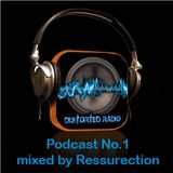 Distorted Podcast No.1 - Noize Overkill 1 - mixed by Ressurection