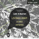 Artemis Live @ Lost In Boston