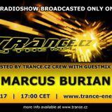 MARCUS BURIAN - TRANCE ENERGY RADIO - Trance.cz