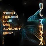 Tech House Live Mix August 2017 - DJ MDMK