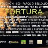 ANTIGONE (Lecce) Giornata Internazionale per le vittime di Tortura