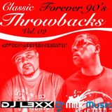 Classic Throwbacks Vol.02 (Forever 90s) - #YABFINEST