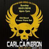 Carl Cameron 03012016 Power Piano Set Trax Radio