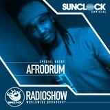 Sunclock Radioshow #037 - Afrodrum