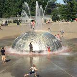 July 11-31, 2016 Seattle Center International Fountain Mix
