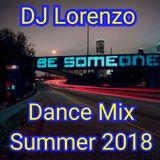 DJ LORENZO- DANCE MIX- SUMMER 2018