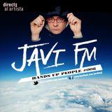 JAVI FM PRES. HANDS UP PEOPLE #008.