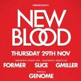 Crayon New Blood Promo Mix