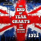 End of Year Chart - 1972 - Solid Gold Sixty - Tom Browne - 31-12-1972