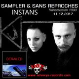 "RADIO S&SR Transmission n°1090 -- 11.12.2017 (Top Of The Week ""INSTANS"")"