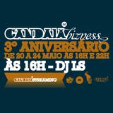DJ LS - 3 aniversario da gandaia