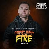 Friday Night Fire Jan '19