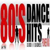 80's Dance Hits Power Mix - DJ DOD vs DJ Genesis