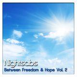 Nightsabs - Between Freedom & Hope Vol. 2