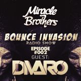 Bounce Invasion 002/w Divaro