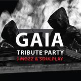 Soulplay & J Mozz - Gaia Tribute @ ARTarea (07.01.2017)