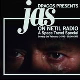 JAS - a Space Travel Special w/ Dragos - 3rd February 2019