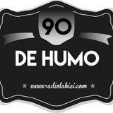 90 de Humo 12 - 03 - 15 en Radio LaBici