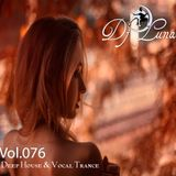 PROGRESSIVE HOUSE TECH HOUSE - DJ LUNA - VOL.076
