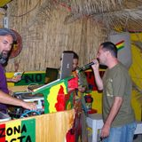 Xarly Green & Hermano L - Live in Global Reggae Bar Ibiza