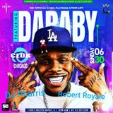 """Robert Royale-Da Baby After Party Part 1 """"Live from The New Club O"""" Chicago"""