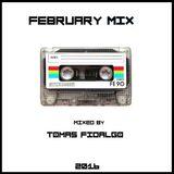 FEBRUARY MIX (Mixed by TOMAS FIDALGO)