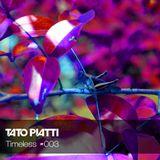 TATO PIATTI TIMELESS #003