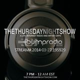 The Thursday Night Show | US Zone 3.27.2014
