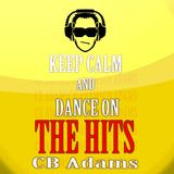 """CB ADAMS - THE HITS 1 - DANCE FILE  """" Tracks you know """""""
