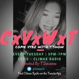 Climax Radio - Come VYBZ with T - DJ Tonia