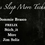 Frelix @ Less Sleep more Techno The Zoo 10 04 2015