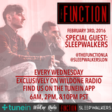 The Function (Episode 005) with DJ SHAKEE, HEY MESA, DJ GNO, and guest SLEEPWALKERS