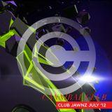 Club Jawnz: July 2012