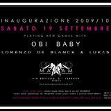OBI BABY @ INAUGURAZIONE MADAM (Ferrara) 19.9.2009 PT.5