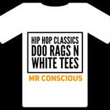 Hip Hop Classics The Early Noughties. Doo-rags & White Tees