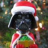 I find your lack of Christmas disturbing