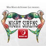 Night Sirens Radio Show VOL.IV - guest mix by Dj Krizzz (RU) on RCKO-FM