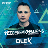 DJ ALEX - TRANCEFORMATIONS 2018 Before party| Skylab Club, Jelenia Góra (2018-02-03)