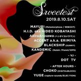 2019.0810 Sweetest at R Lounge, Tokyo - H.I.D. aka Hideo Kobayashi