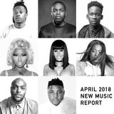 April 2018 New Music Report Global Edition