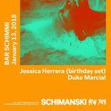 Jess Herrera's 30th Birthday at Schimanski NY