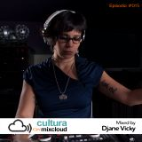 Cultura on MixCloud - Mixed by Djane Vicky